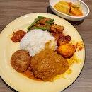 Chicken Rendang Plate  $12.50