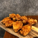 Honey Paprika Crispy Wings
