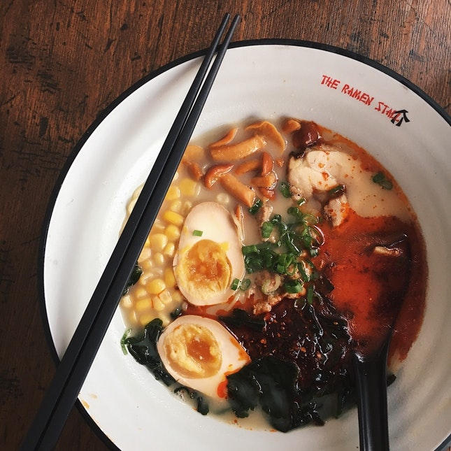 Japanese Food, SG.