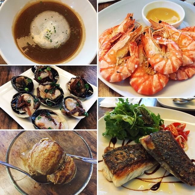 Fresh Seafood Done In Simple Ways