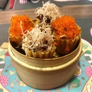 Samurai kueh pai tee ($7.80, 4pcs)  Unagi coleslaw, tobiko, bonito flakes  This was definitely the star of our meal!