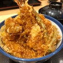 Seafood Tendon