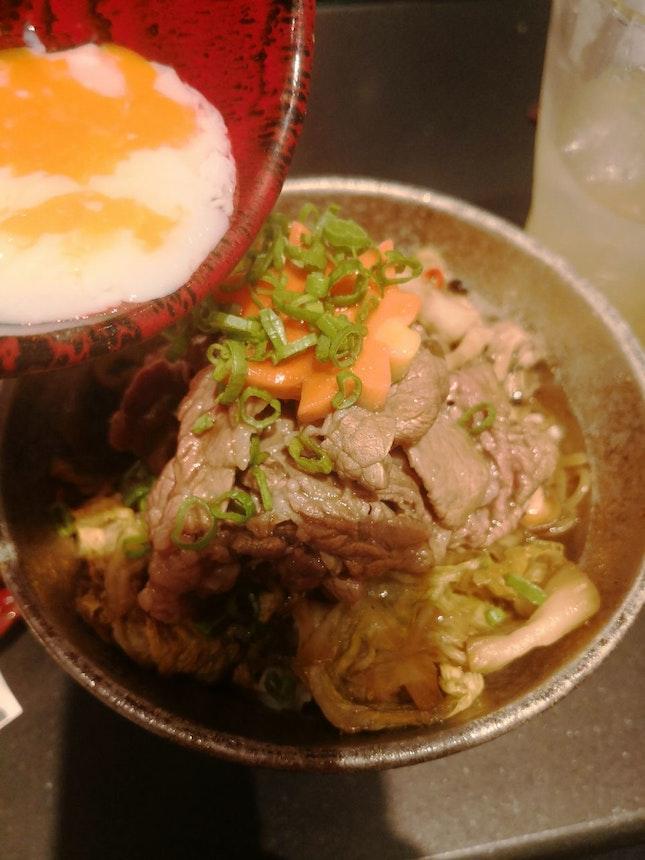 Sukiyaki Done Right!