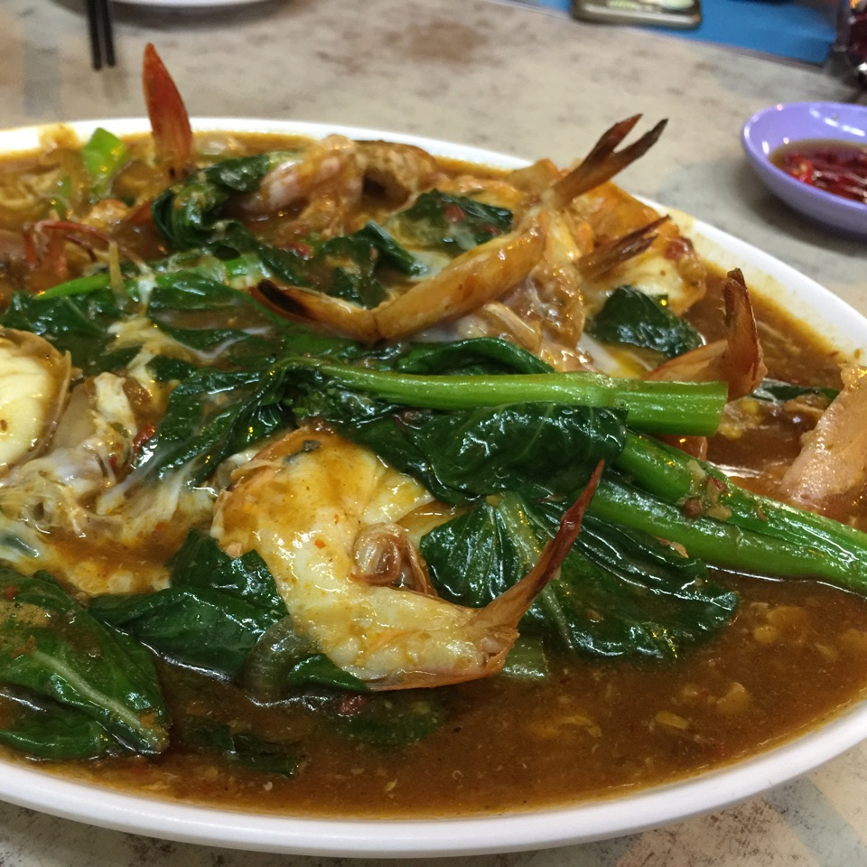 Big Prawn Hor Fun ($16)