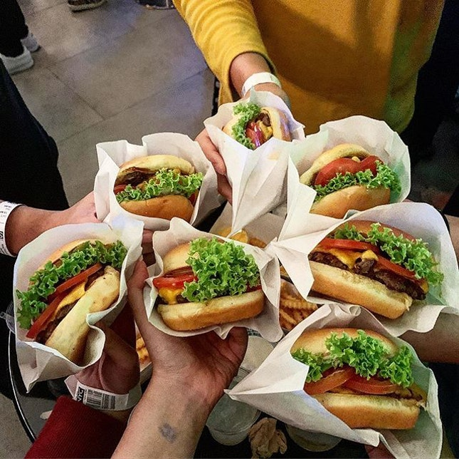 I wasn't on board with the Shake Shack hype train, because honestly, how good can a fast food burger be?