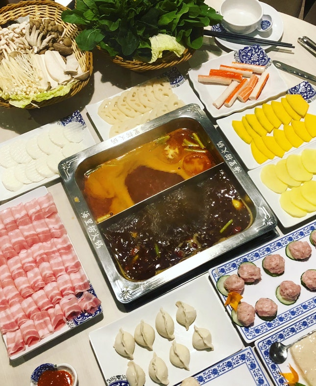 Everyday Is Hotpot Day
