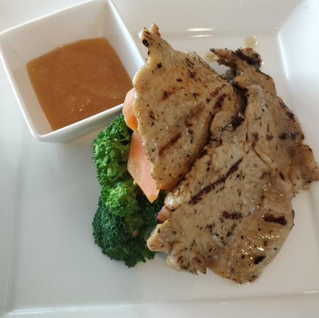Grilled Pork Loin ⭐⭐⭐⭐