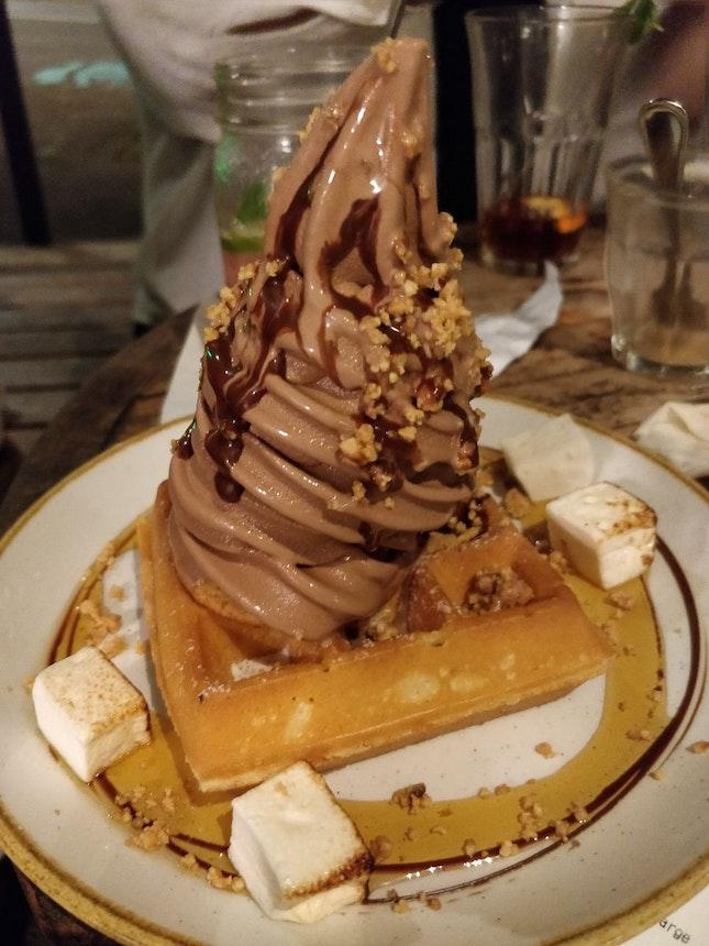 Ferrero/Dark Chocolate (3/5⭐)