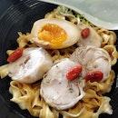 Truffle Noodle Drunken Chicken Set