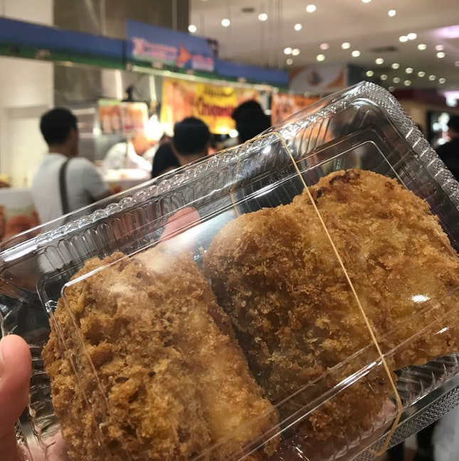Croquette (4 For $10)