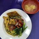 Wanton Mee At A Premium Price