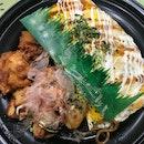 Mixed Platter Yakisoba