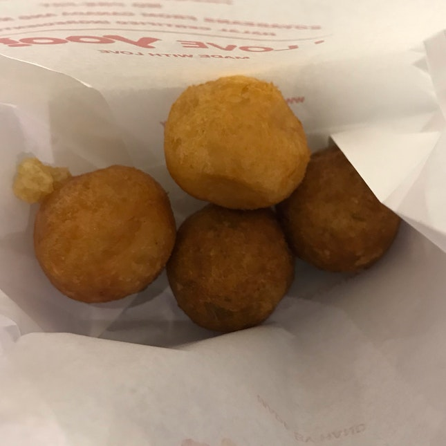 Mixed Fried Balls