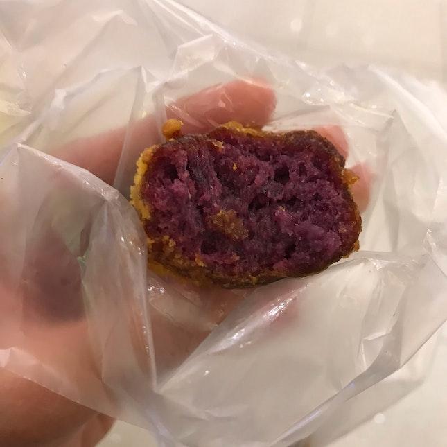 Sweet Potato Ball