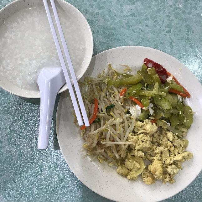 Economical Porridge