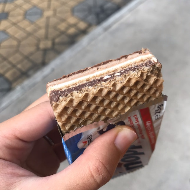 Knoppers Wafers