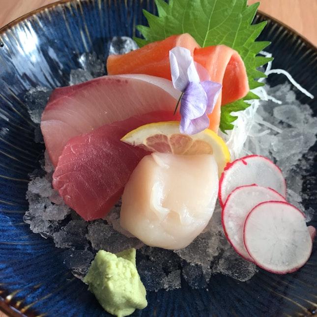 Sashimi Moriwase