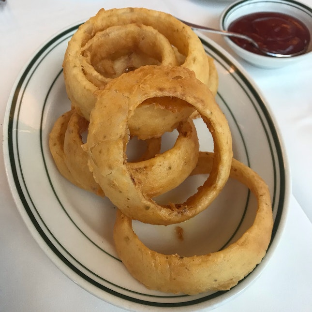 Fried Onion Ring