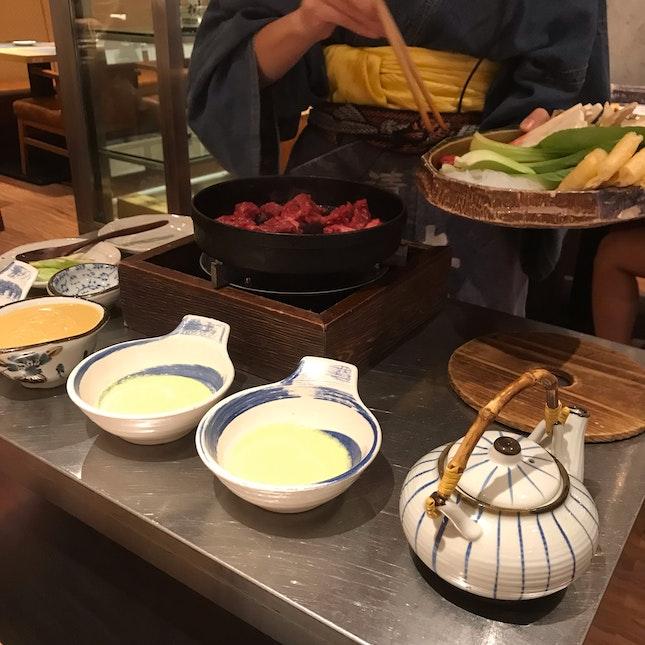 Yaki Tetsu Edo Style