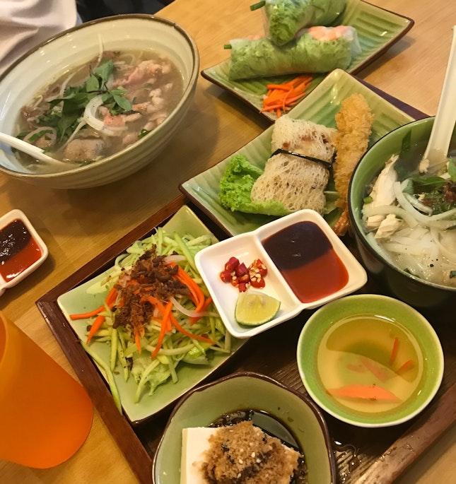 Halal Vietnamese