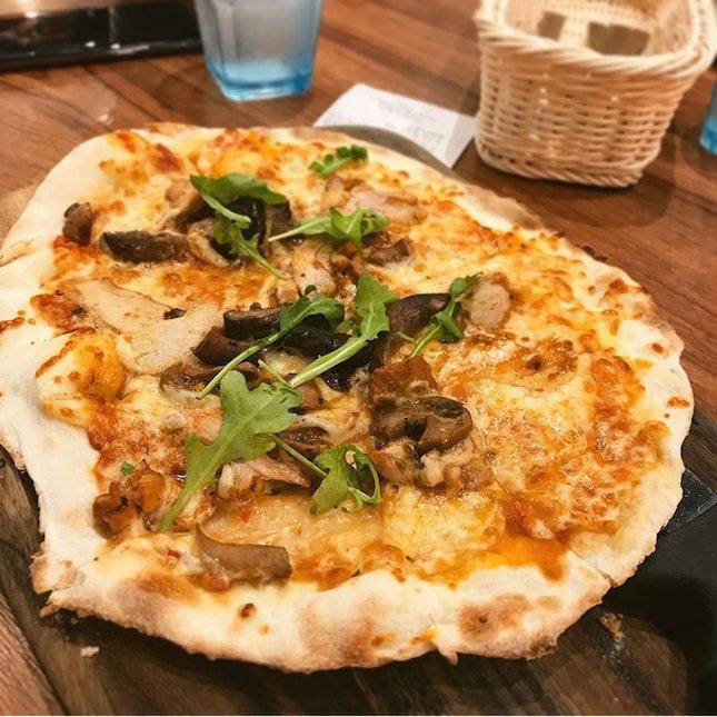 Decent Pizzas