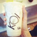 Coconut Jelly Milk Tea