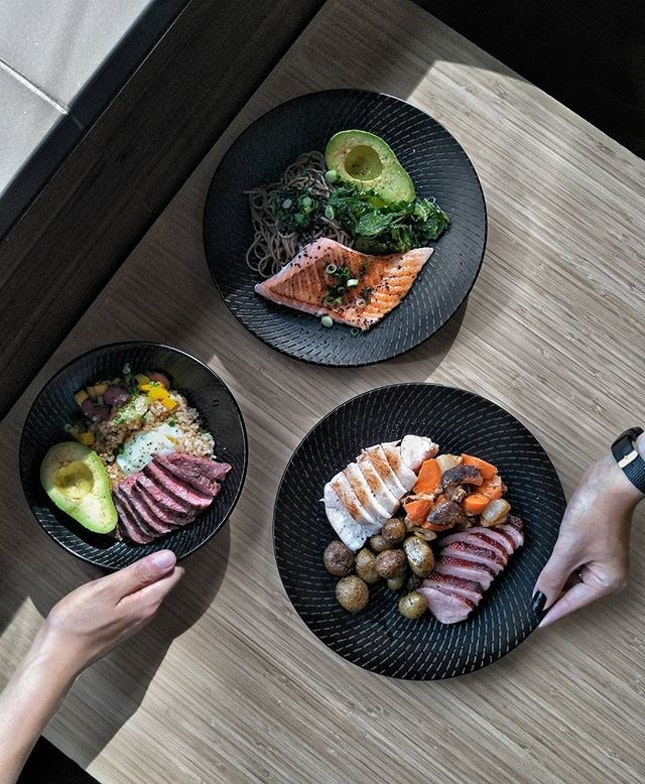 _ WAFU- Japanese style of western cuisine KEN- Kenko, which means wellness in Japanese _ @Wafuken pride themselves on serving food that's both exquisite to your taste buds & healthy for your body via Sous-Vide dishes.