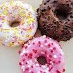 Winsome mini donuts...