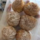Durian puff $8.50