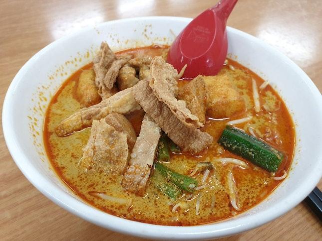 Curry Mee Meehoon (RM7)