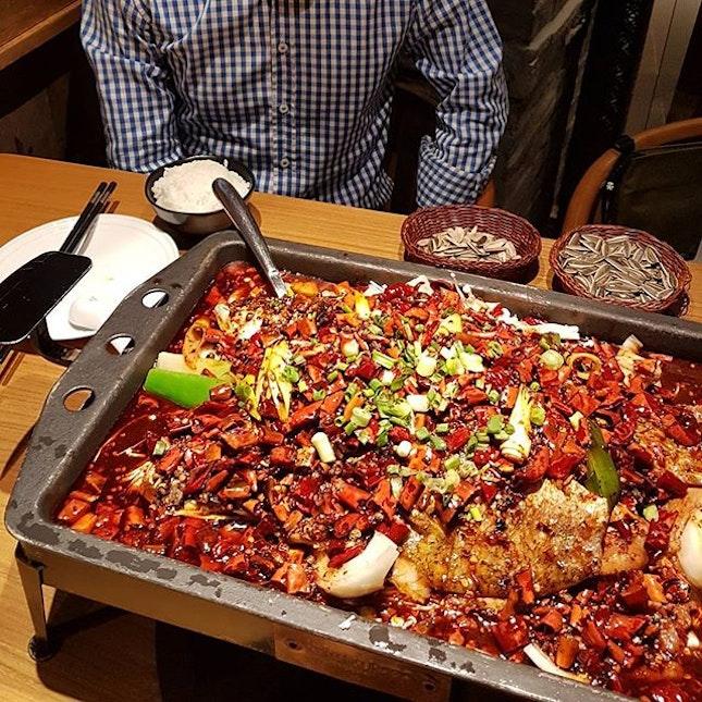 Monster pile of chillies 🌶  #eeeeeats #sgfoodporn #foodsg #instasg #singaporefood #exploresingapore #whati8today #sgfoodies #sgeats #sgfoodtrend #foodiesg #foodpornsg #eatoutsg #sgdining #sgrestaurant #yoursingapore #singaporeinsiders #burpple #eatbooksg #exploresingaporeeats #sgfooddiary