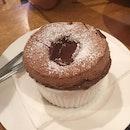 Valrhona Chocolate Soufflé