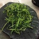Garlic Dou Miao ($12++)