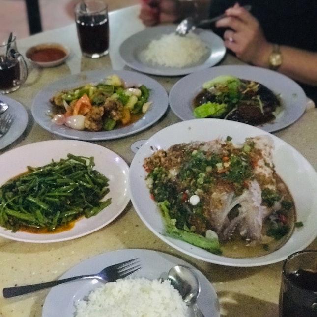 菜脯鱼头 Chai Poh Fish Head 👍🏻👍🏻👍🏻