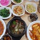 Beef Soup & Tteok-Bokki
