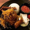 Original Crispy Duck and Rice