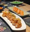 Order Lobster Salad Roll!