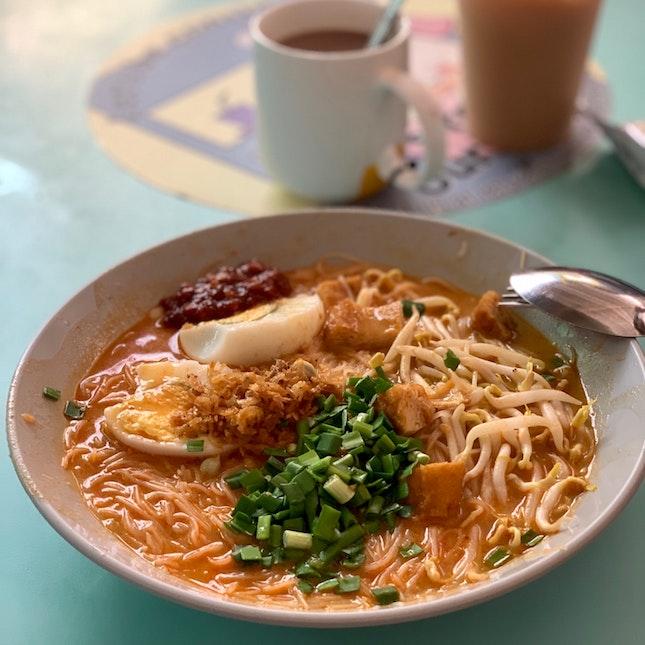 Teochew Mee Siam