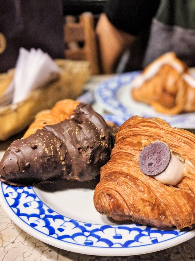 Ferrero Rocher Croissant