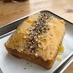 Hummus Toast ($4)