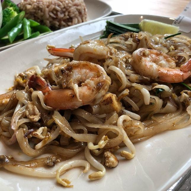 Phad Thai ($12)