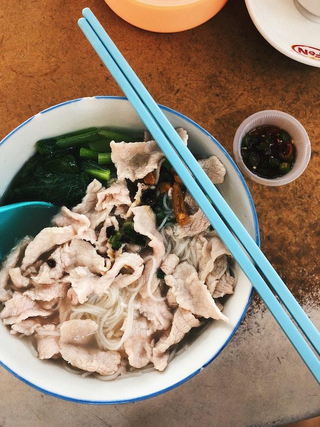 Sabah Pork Noodles