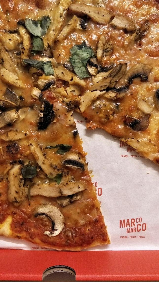 The Palermo Pizza ($20.90)