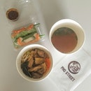 Mediocre Vietnamese food