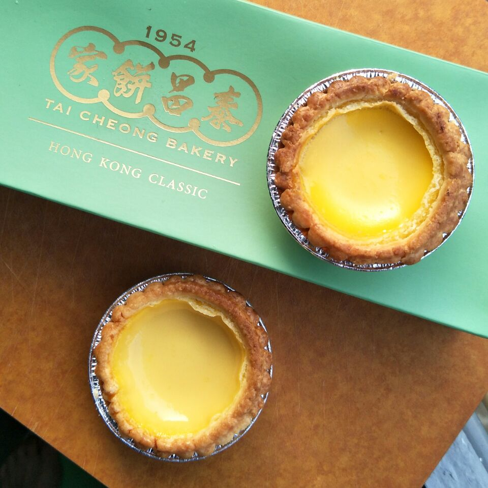 Great custard in a limp shell
