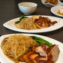 Twin Combination Meat Noodle ($6.80)