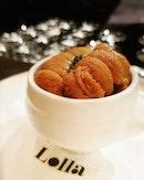 Sea urchin pudding 🍮