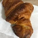 Plain Croissant $4
