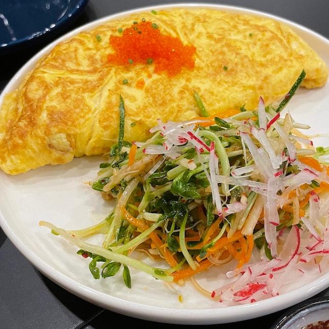 Sideways Omelette $25