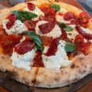 Burrata Pizza $28